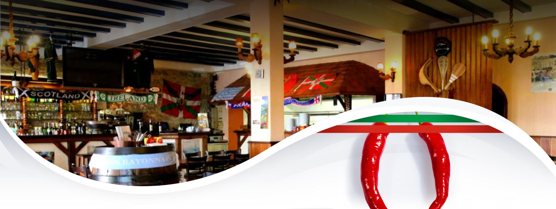 Cuisine basque saint jean de luz le grand grill basque - Buffalo grill accepte les cheques vacances ...